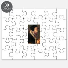 John Calvin Profile Puzzle