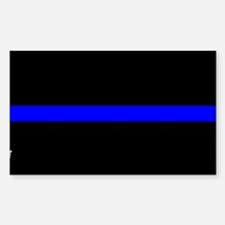 Cool Retired thin blue line Decal