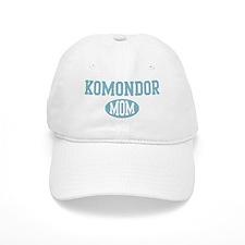 Komondor mom Baseball Cap