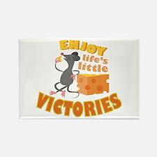 Enjoy Victories Magnets