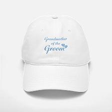 Grandmother of the Groom Baseball Baseball Cap
