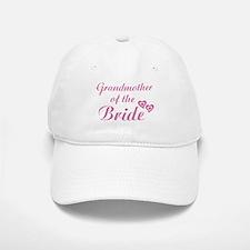 Grandmother of the Bride Baseball Baseball Cap