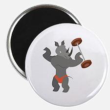 Muscle Rhino Magnets