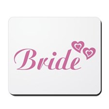 Bride Pink Mousepad