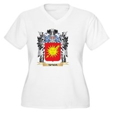 Spada Coat of Arms - Family Cres Plus Size T-Shirt