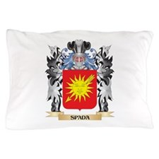 Spada Coat of Arms - Family Crest Pillow Case