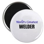 Worlds Greatest WELDER Magnet