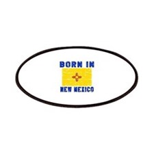 Born in New Mexico Patch