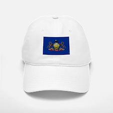 Pennsylvania State Flag Baseball Baseball Cap