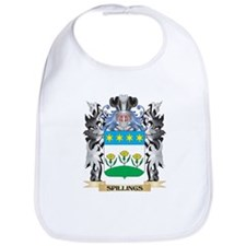 Spillings Coat of Arms - Family Crest Bib