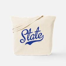 State Script VINTAGE Tote Bag