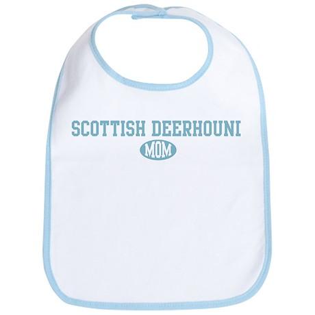 Scottish Deerhound mom Bib