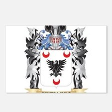 Spitalero Coat of Arms - Postcards (Package of 8)