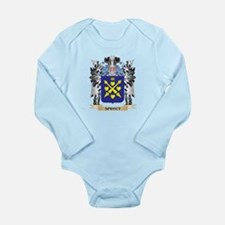 Sprout Coat of Arms - Family Crest Body Suit