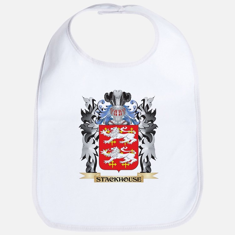Stackhouse Coat of Arms - Family Crest Bib