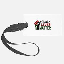 #Black Lives Matter Luggage Tag