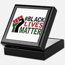 #Black Lives Matter Keepsake Box