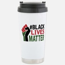 #Black Lives Matter Travel Mug
