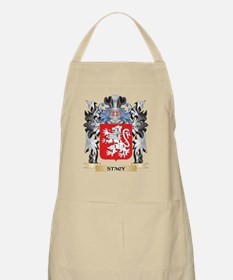 Stacy Coat of Arms - Family Crest Apron