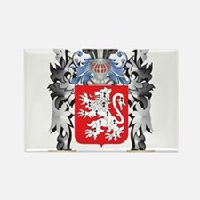 Stacy Coat of Arms - Family Crest Magnets