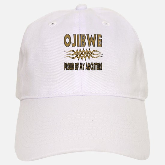 Ojibwe Ancestors Baseball Baseball Cap