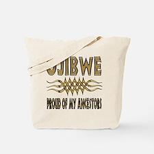 Ojibwe Ancestors Tote Bag