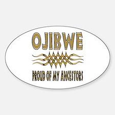 Ojibwe Ancestors Decal