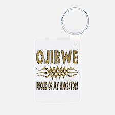Ojibwe Ancestors Keychains