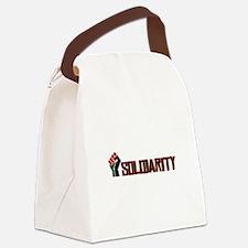 Solidarity Canvas Lunch Bag