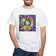 World Children Peace Shirt