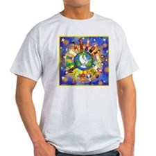 World Children Peace T-Shirt