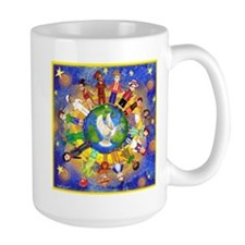 World Children Peace Mug