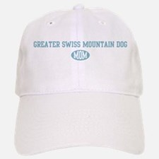 Greater Swiss Mountain Dog mo Baseball Baseball Cap