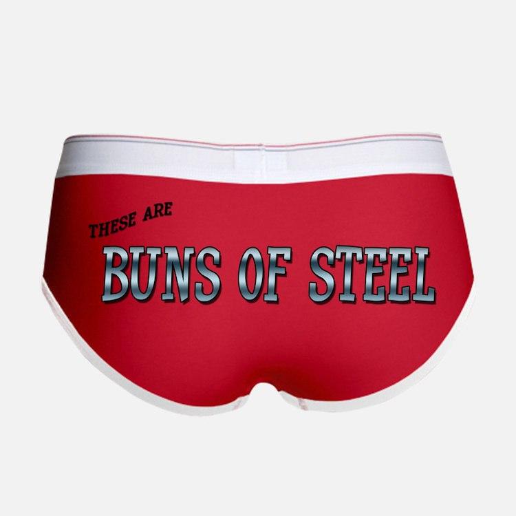 Buns Of Steel Women's Boy Brief