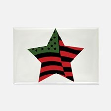 African American Star Magnets
