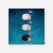 Bored Sheep Sticker