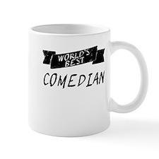 Worlds Best Comedian Mugs