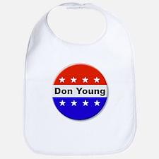 Vote Don Young Bib