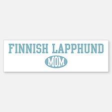 Finnish Lapphund mom Bumper Bumper Bumper Sticker
