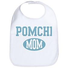 Pomchi mom Bib