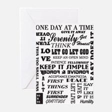 Cute Recovery Greeting Cards (Pk of 20)