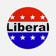 Liberal Button