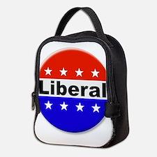 Liberal Neoprene Lunch Bag