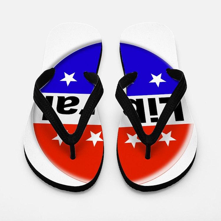Liberal Flip Flops