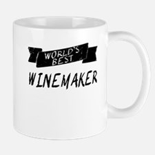 Worlds Best Winemaker Mugs