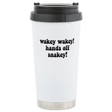 Unique Lee Travel Mug