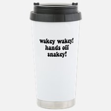 Cute Earl hickey Travel Mug