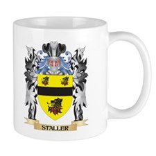 Staller Coat of Arms - Family Crest Mugs