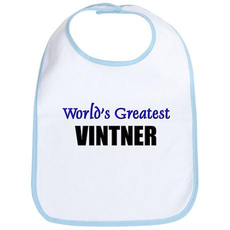Worlds Greatest VINTNER Bib