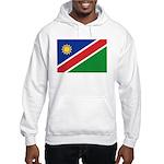 Namibia Flag Hooded Sweatshirt